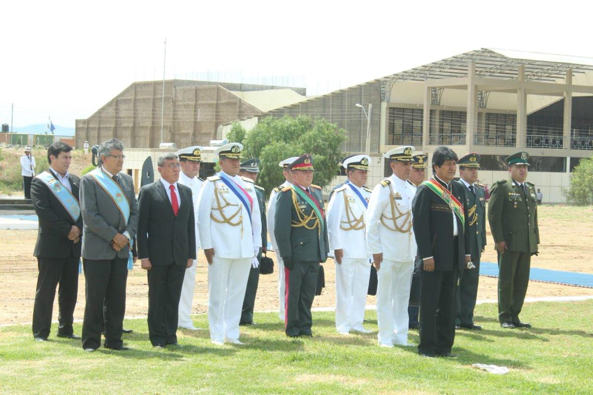 Resultado de imagen para CONMEMORAN EN BOLIVIA ANIVERSARIO 45 DE LA ESCUELA NAVAL MILITAR